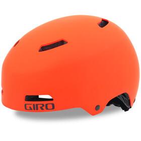 Giro Quarter FS Fietshelm oranje